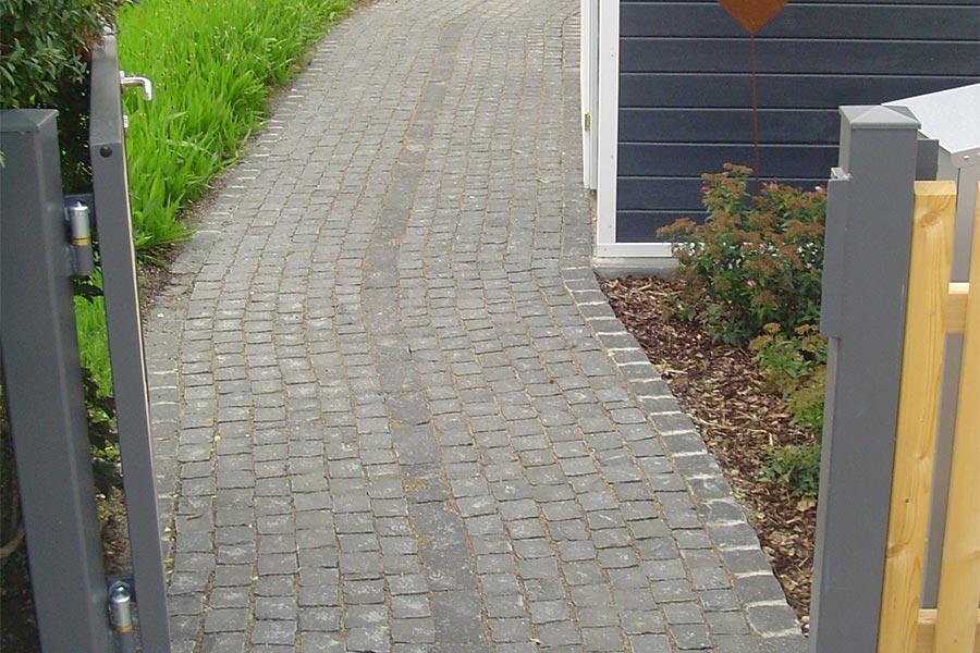 Pflasterarbeiten von Kutter Gartengestaltung in Memmingen