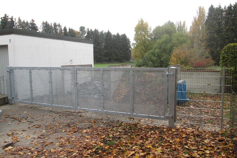 Zaun von Kutter Gartengestaltung und Zaunbau