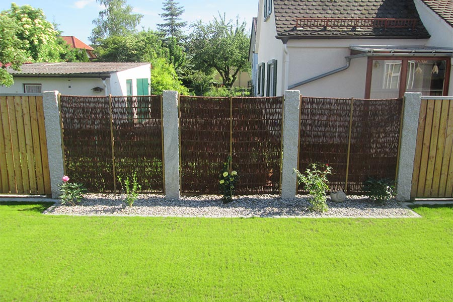 Sichtschutz für den Garten von Kutter aus Memmingen