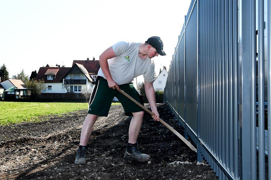 Mitarbeiter von Mathias Kutter Gartengestaltung